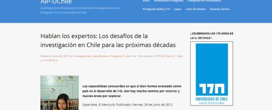 Hablan los expertos: Los desafíos de la investigación en Chile para las próximas décadas